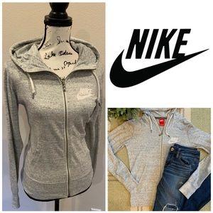 Nike Gym Vintage Hoodie Lightweight Sweatshirt